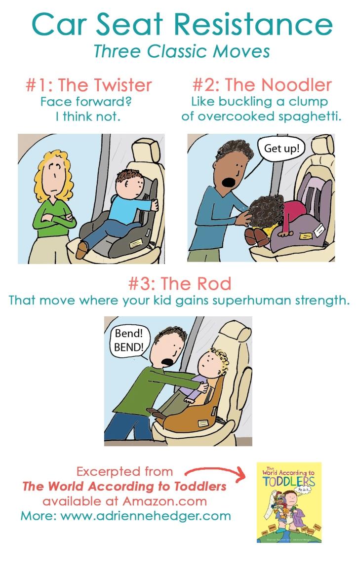 Car Seat Resistance