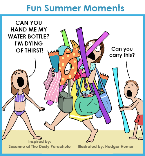 Fun Summer Moments Susanne 500