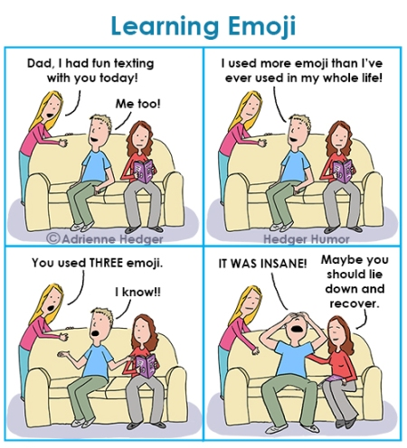 Learning Emoji 500