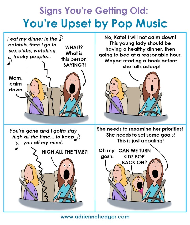 Signs Old - Pop Music Updated 1200