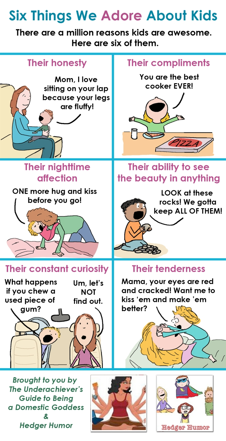 Six things to adore about kids 1200