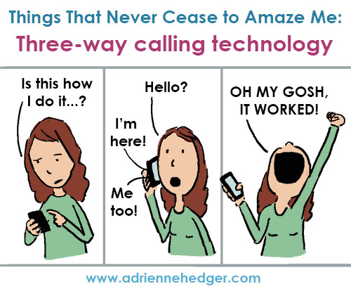 Things That Never Cease to Amaze - Conf Call 500