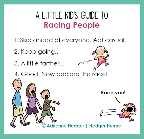 Toddler Handbook - Racing 500