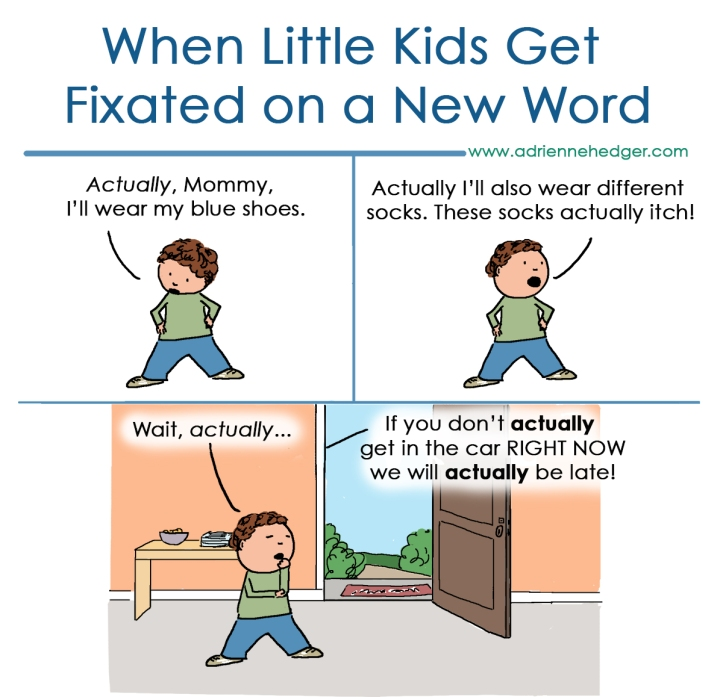When Kids Fixate on Big Words 1200