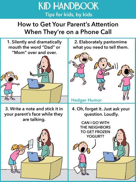 Kid handbook get attention on phone.jpg
